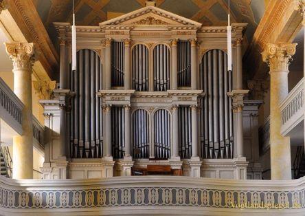 Kreutzbach Jehmlich Orgel Greiz