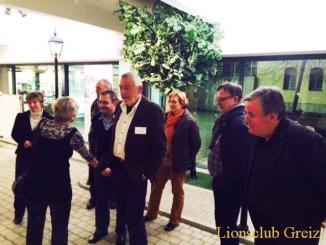 Greizer Lions besuchen August-Horch-Museum in Zwickau