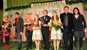 Vorweihnachtliche Grüße aus dem Greizer Hilmo-Stad'l