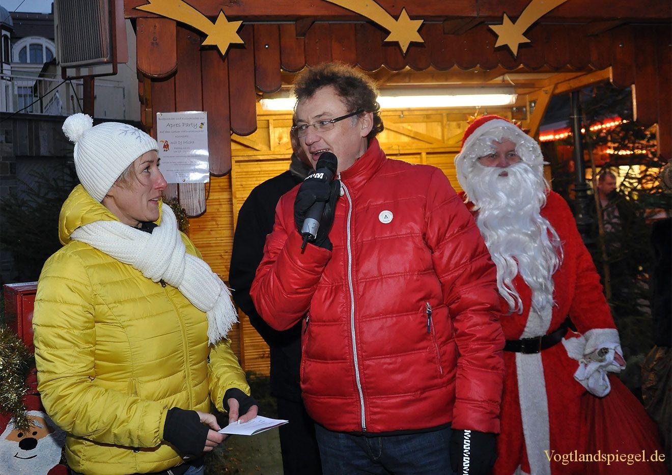 Greizer Weihnachtsmarkt im Herzen der Stadt