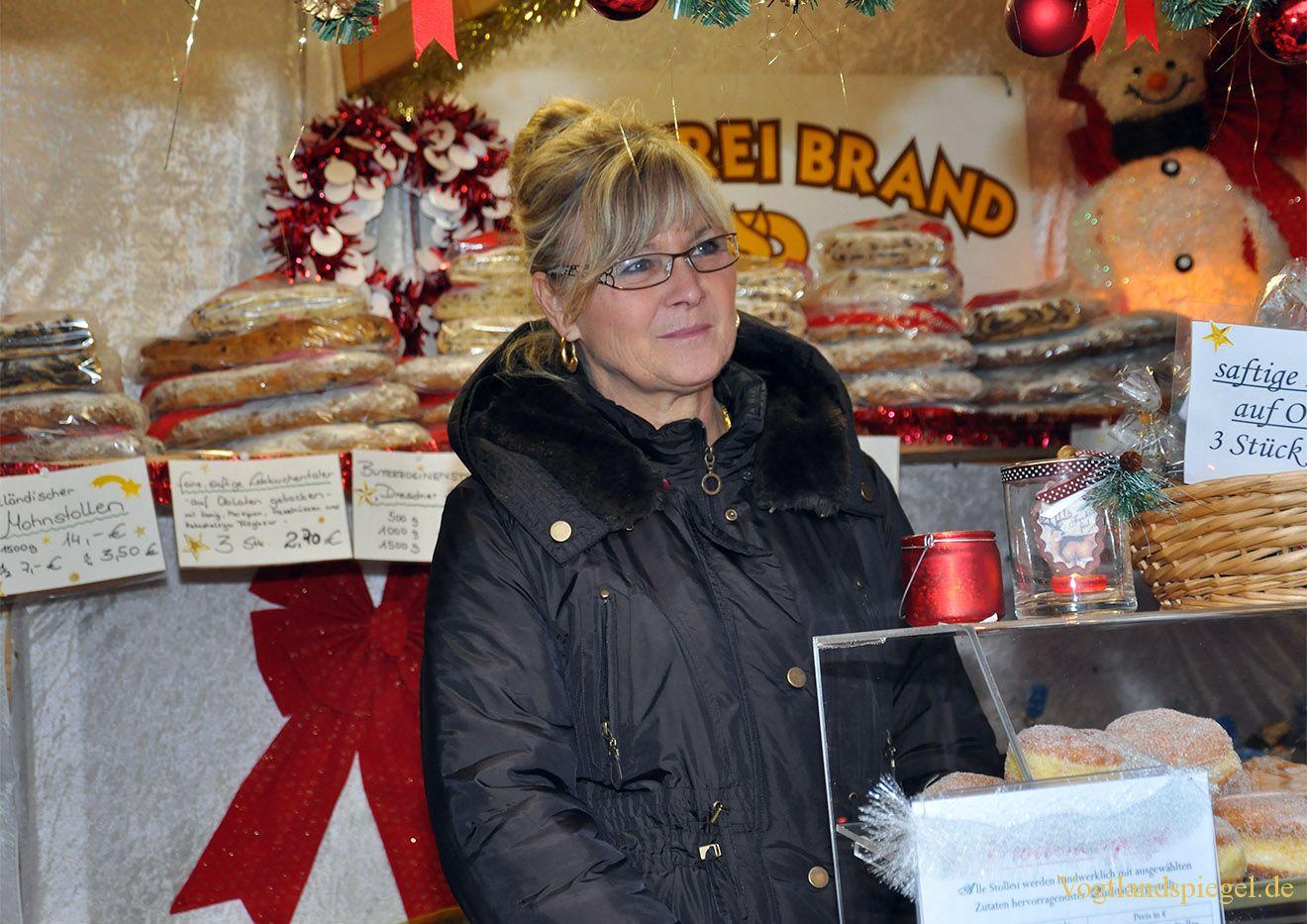 Kleiner Streifzug über den Greizer Weihnachtsmarkt