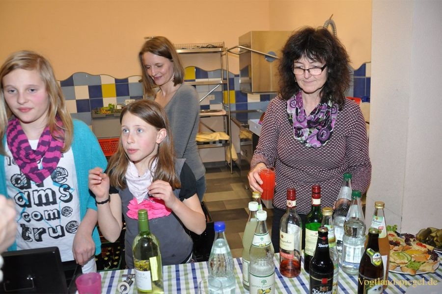 Kulturwinter mit Ralf Dietsch in Greizer Elstertalschule