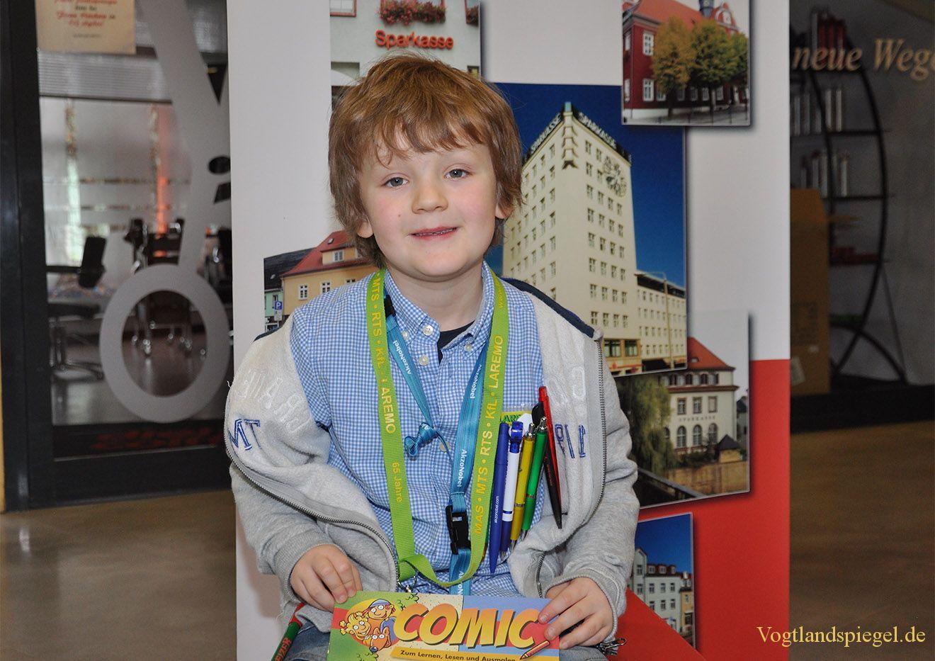 Gut besuchte 5. Ausbildungsmesse in der Greizer Altstadtgalerie