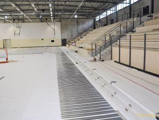 Eröffnung der Greizer Zweifeldersporthalle ist für Mai fest eingeplant