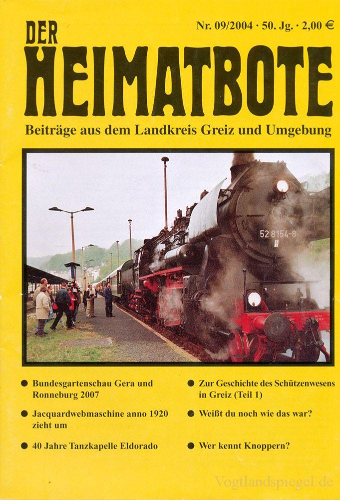 Greizer Heimatbote September 2004