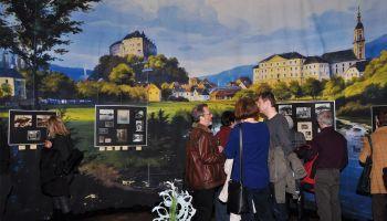 Frühlingsträume im Unteren Schloss Greiz