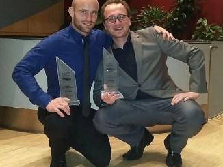 Michael Precht und Thomas Leffler