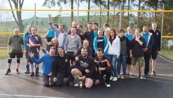 Wanderpokal des TSV 1890 Waltersdorf wechselte den Besitzer