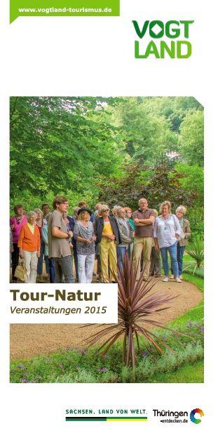 Flyer zur Tour Natur