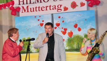Glanzvolle Muttertags-Gala im Hilmo-Stad'l