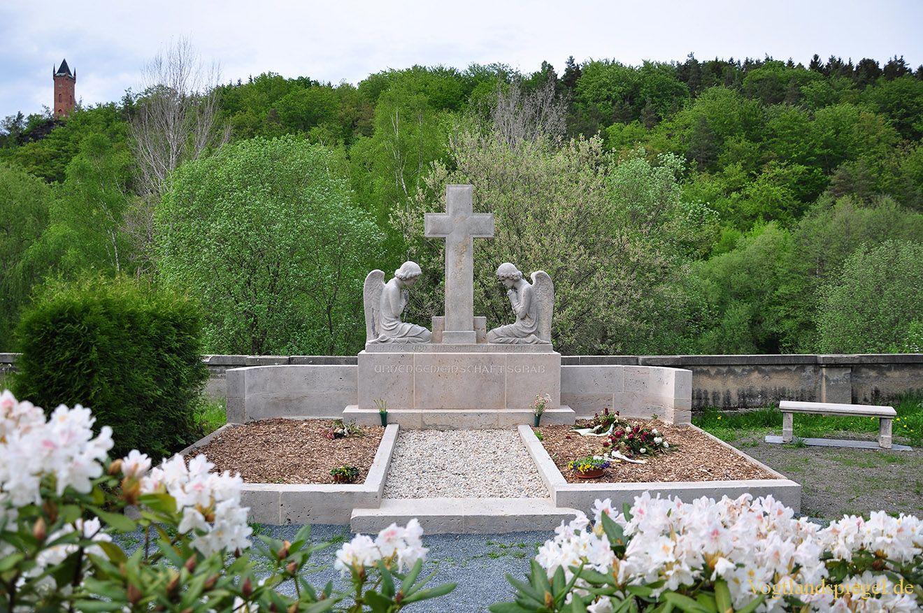 Neuer Friedhof Greiz