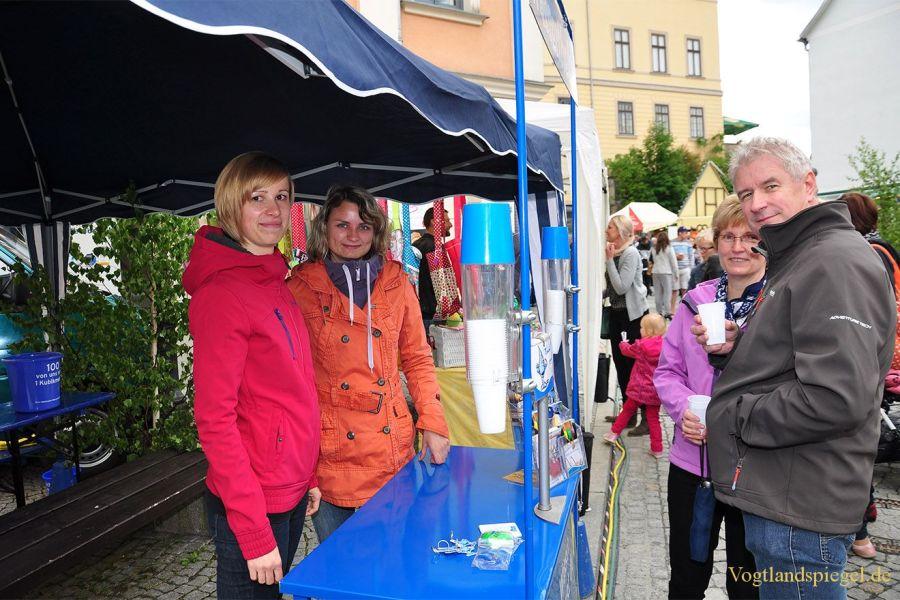 Park-und Schlossfest 2015 in Greiz
