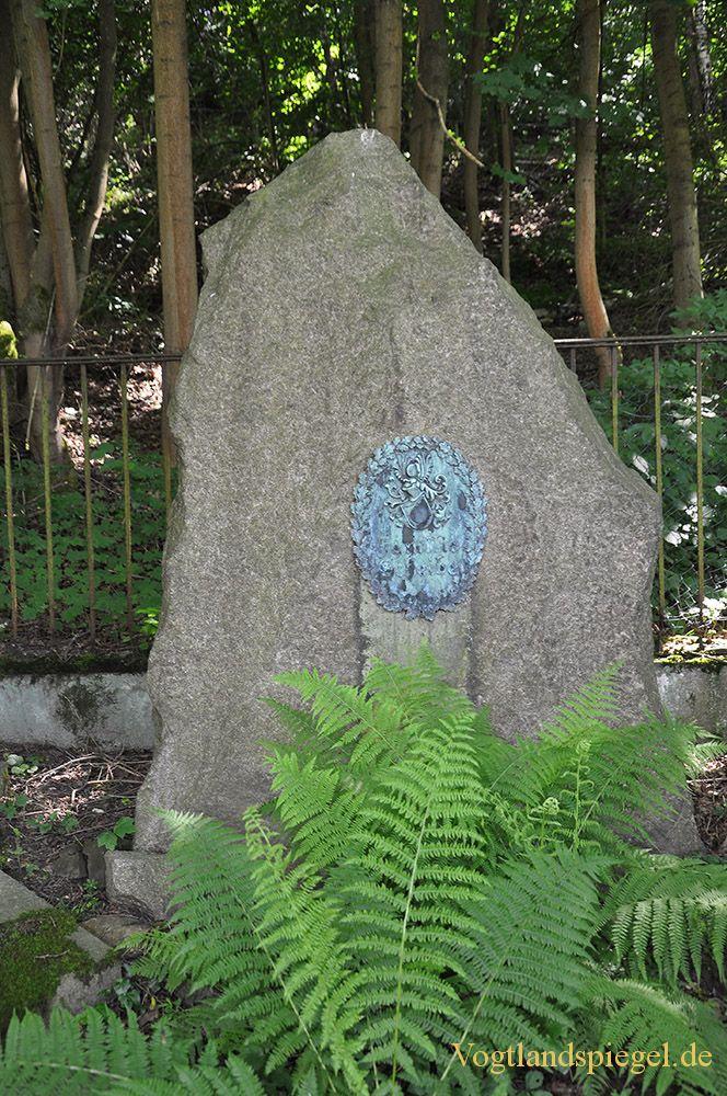 Interessante Führung über den Greizer Friedhof