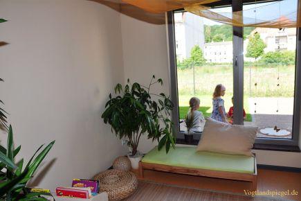 "Heike Taubert besucht Kinderhaus ""Am Elsterufer"""