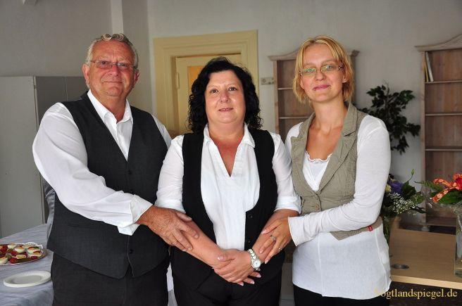 Achtmann's Dienstleistungen seit 1. August in Greiz