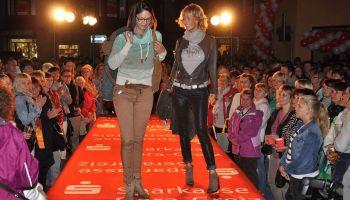 Glanz und Glamour zur Greizer Shoppingnacht