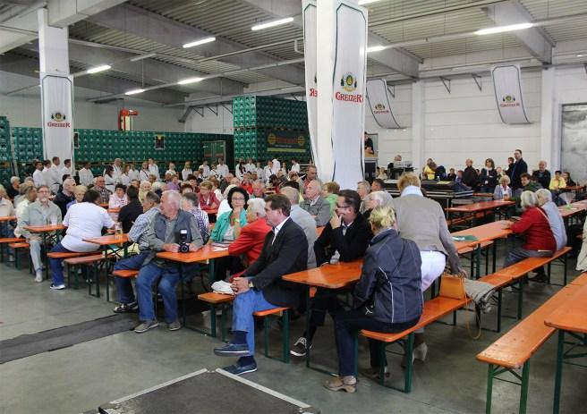 Greizer Brauereifest als Besuchermagnet für Jung und Alt