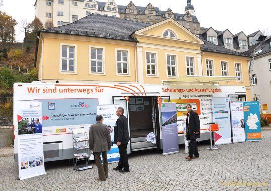 Gestalte MIT- Bus macht auch Station in Greiz
