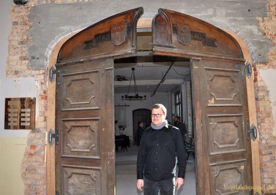 Tag des offenen Tores im Greizer 10aRium