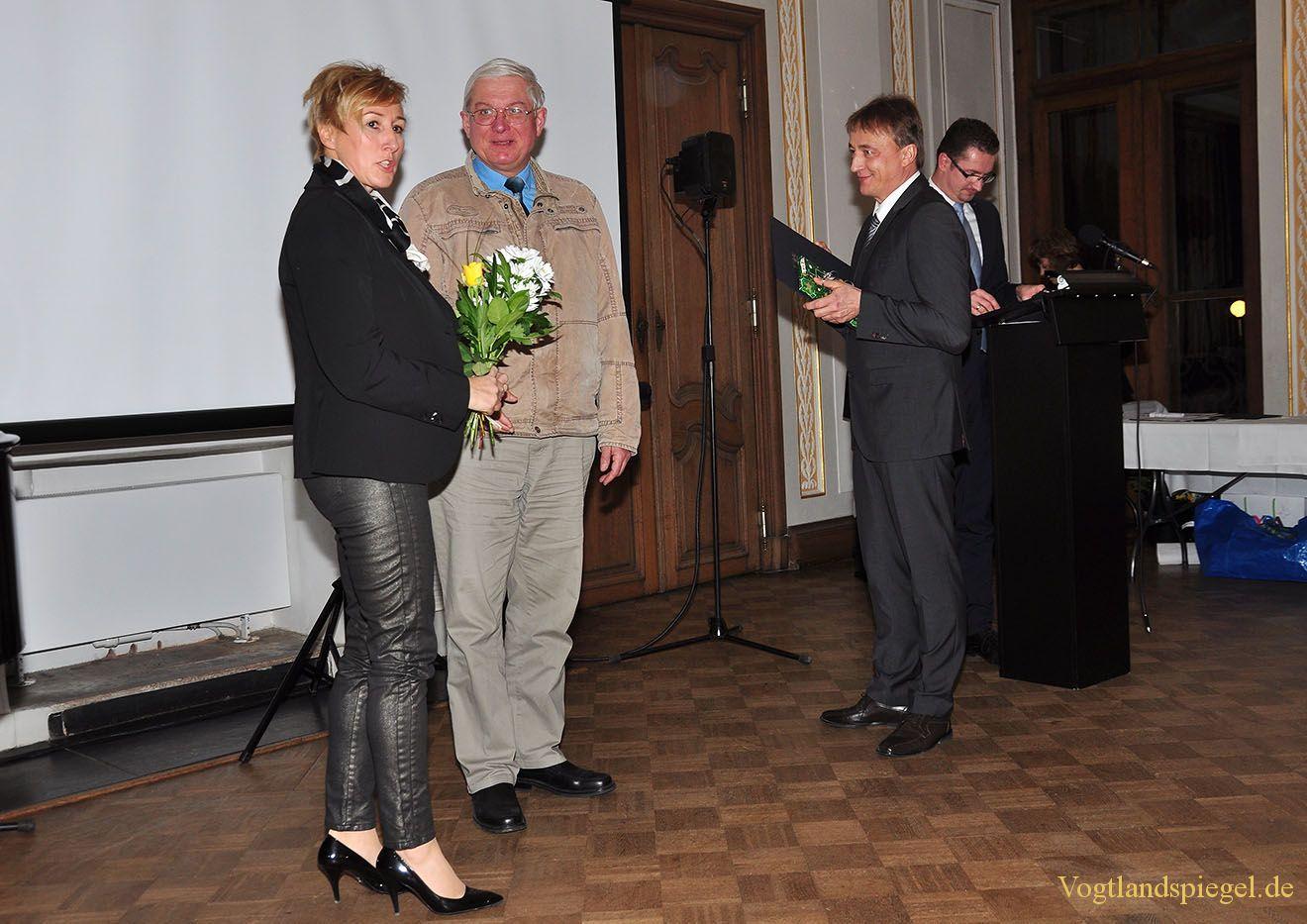 Dankeschön-Veranstaltung ehrt Ehrenamtliche des Kreissportbundes Greiz