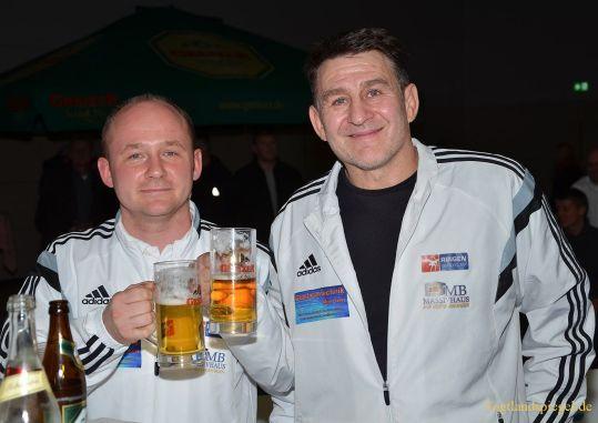 2.Bundesliga Nord Ringen: RSV Rotation Greiz gegen AV Germania Markneukirchen 23:3