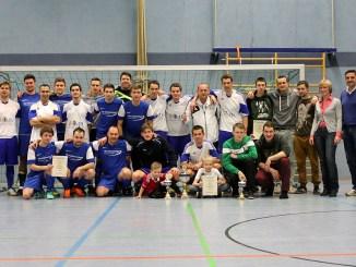 Greizer Stadtmeisterschaft im Hallenfußball