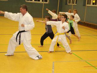 Lehrgangs- und Wettkampferfolge für den 1. Greizer Karate Dojo