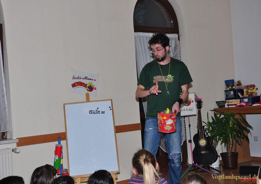 Mc-Turtle-Mitmachprogramm begeistert die Kinder