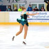 Grazie und Eleganz auf dem Greizer Eis