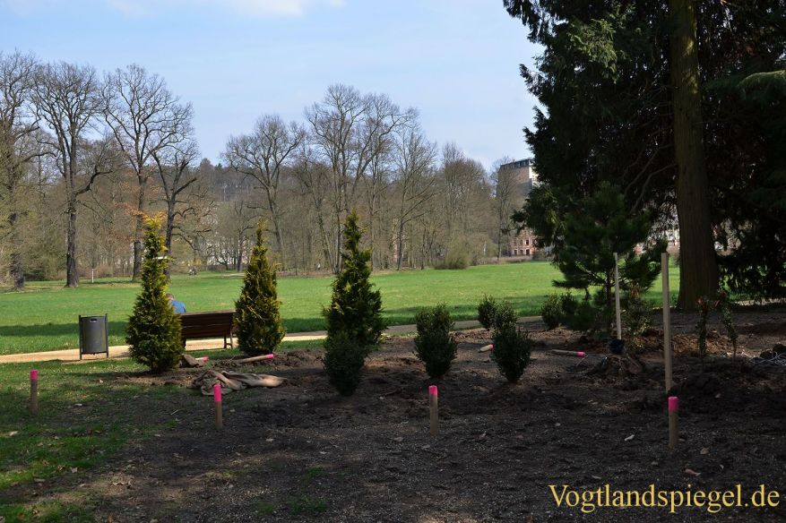 Fürstlich Greizer Park macht sich schick