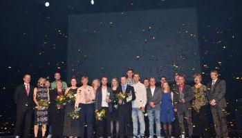 Populärste Sportler des Landkreises Greiz geehrt