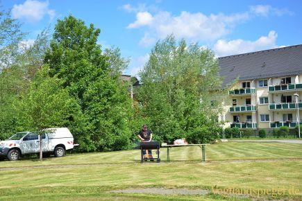 Grillplatz in der Greizer Neustadt eingeweiht