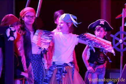 Piraten-Theaterstück Auf der Suche nach Käpt'n Jo