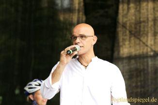 Promotour zur 29. Thüringenrundfahrt der Frauen