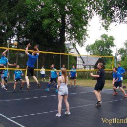 Sommerturnier im Volleyball beim TSV 1890 Waltersdorf