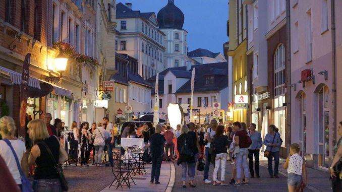 7.Fraueneinkaufsnacht in Greiz