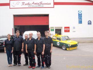 Roths Auto Service: Vor 15 Jahren Sprung in die Selbstständigkeit gewagt