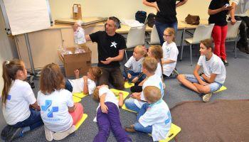 Helferkids: Premiere gelungen im Kreiskrankenhaus Greiz