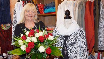 Silvia Biering: Vor 25 Jahren erstmals die Italo-Fashion-Tür geöffnet