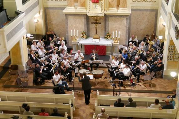 130 Jahre Posaunenchor an Sankt Marien Greiz