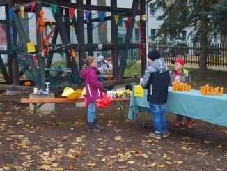 Irchwitzer Grundschüler feierten gemeinsam Herbstfest