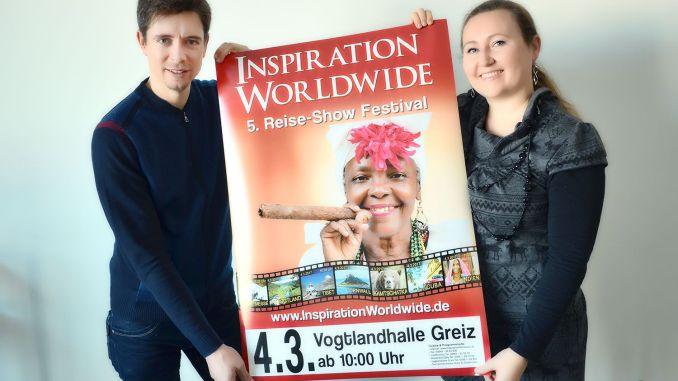 Reise-Show Festival Greiz: Fünf Jahre - fünf Themen
