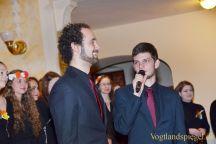 Stadtkirche Greiz: Psycho-Chor Jena sorgte für Begeisterung