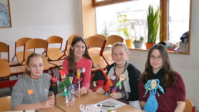 Pohlitzer Regelschüler präsentieren ihre Schule
