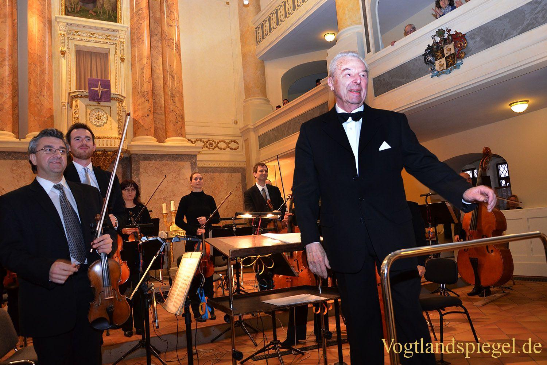 Diakonieverein Carolinenfeld: Volle Kirche beim Benefizkonzert der Vogtland Philharmonie