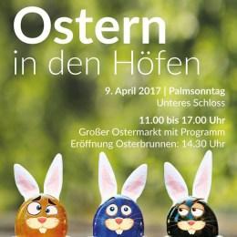 Ostern in den Höfen