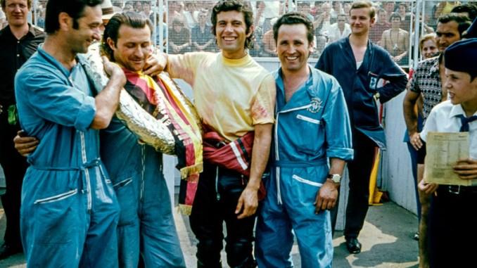Giacomo Agostini (hier beim Sachenring-Sieg 1971)