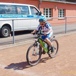 Kreisjugendspiele Radsport: Irchwitzer Grundschüler räumten Medaillen ab