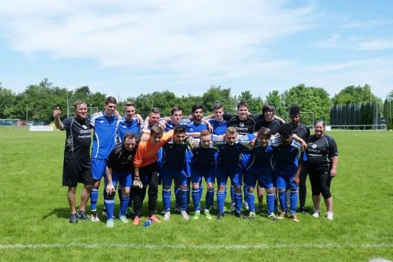 1. FC Greiz: Triple für die A-Junioren