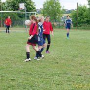 Kreisjugendspielen 2017 des Landkreises Greiz im Mädchenfußball
